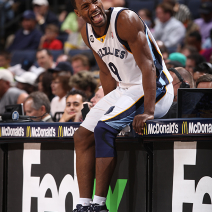 Grizzlies vs. T'Wolves: March 27, 2012 - Gallery 2
