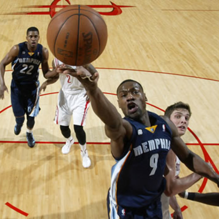 Grizzlies at Rockets: March 30, 2012