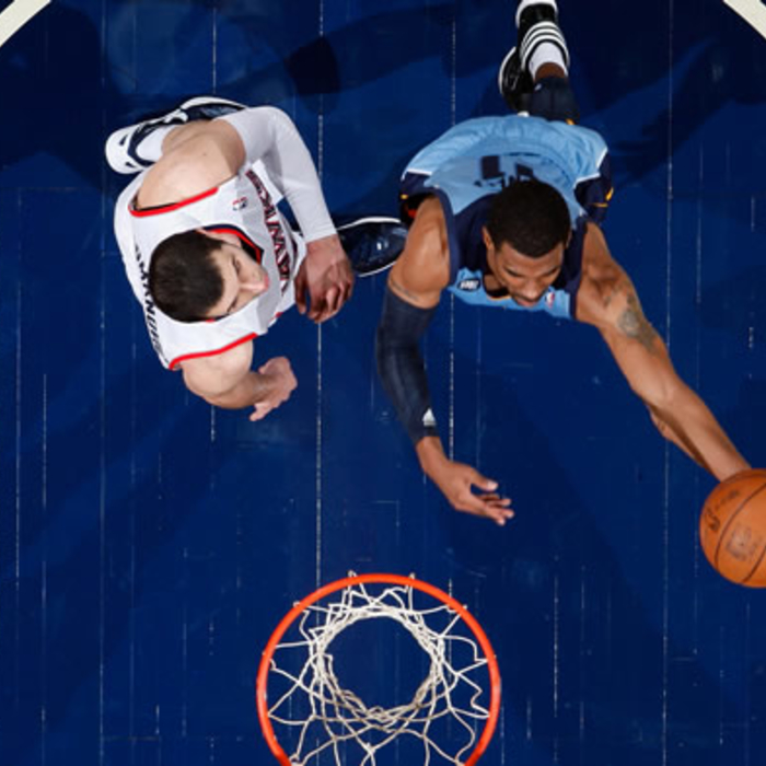 Grizzlies at Thunder: Gallery 2 - 2/3/12