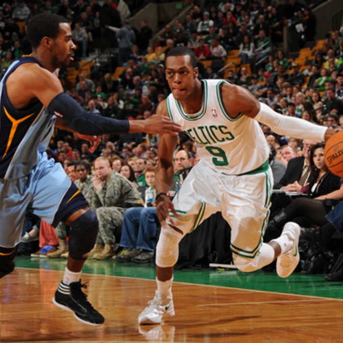 Grizzlies at Celtics: Gallery 1 - 2/5/12