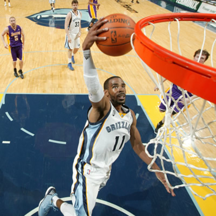 Grizzlies vs. Lakers: Mar. 13, 2012 - Gallery 1