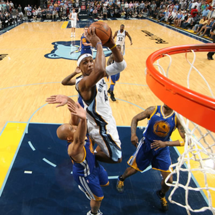 Grizzlies vs. Warriors - April 3, 2012: Gallery 2