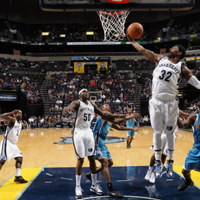 Preseason: Grizzlies vs. Hornets 12/16/11 - Gallery 2