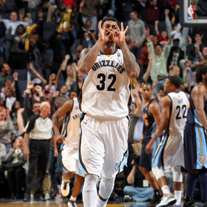 Grizzlies vs. Nuggets - Jan. 31, 2012 - Gallery Three
