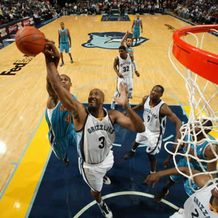 Preseason: Grizzlies vs. Hornets 12/16/11 - Gallery 1