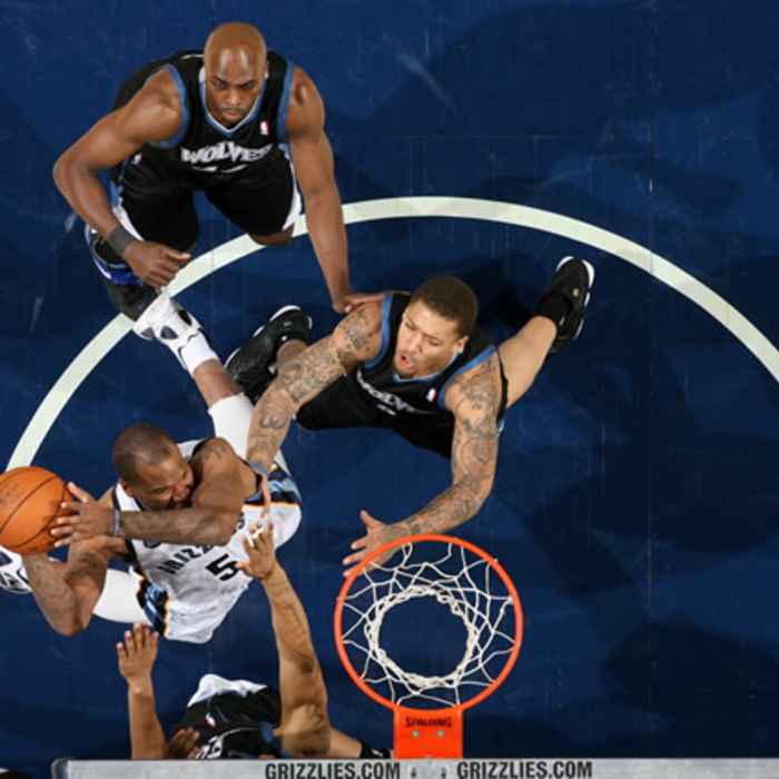 Grizzlies vs. Pacers: Gallery 1: February 10, 2012