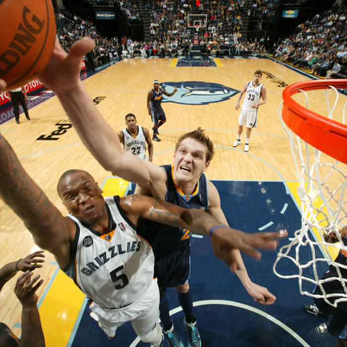 Grizzlies vs. Nuggets: Gallery 2 - February 17, 2011