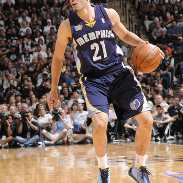 2011 Playoffs: Round 1, Game 1: Grizzlies at Spurs