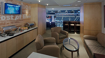 FedExForum Suite Rental