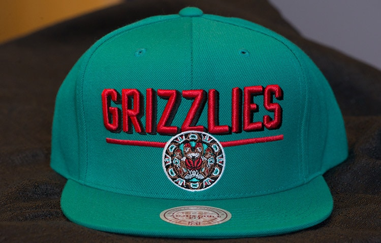 the latest 8afae bb901 Throwback Grizz Hats Now Available | Memphis Grizzlies