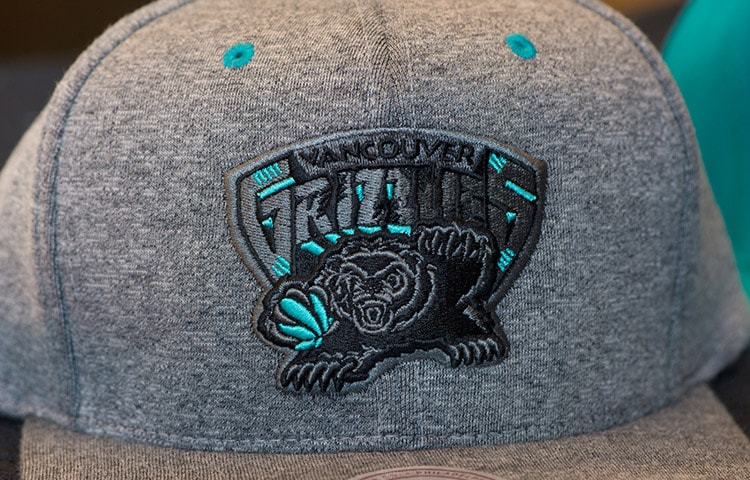 b71cf2808ae Throwback Grizzlies Hats now available at the Grizzlies Den Team Store by  adidas.(Spencer