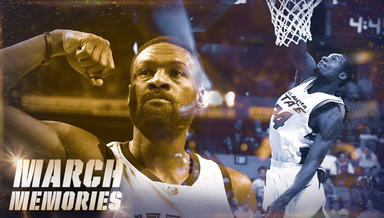March Memories: Tony Allen