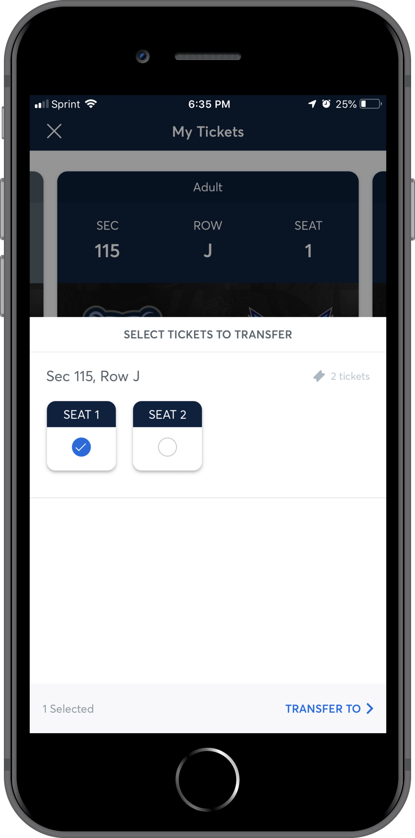 Grizzlies Mobile Ticketing