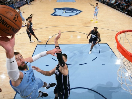 Postgame Report: Big night from Orlando second-unit too much for Grizzlies to overcome