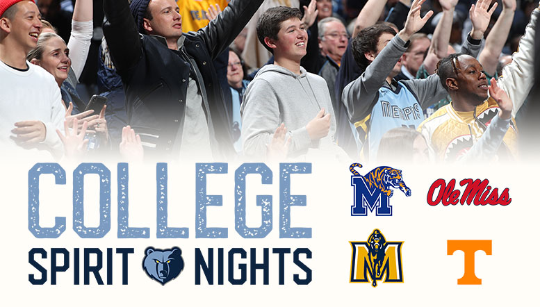 College Spirit Night