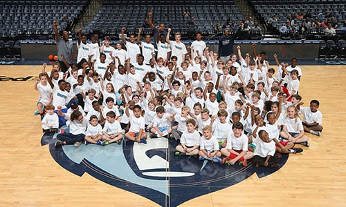 Grizzlies Basketball Camps