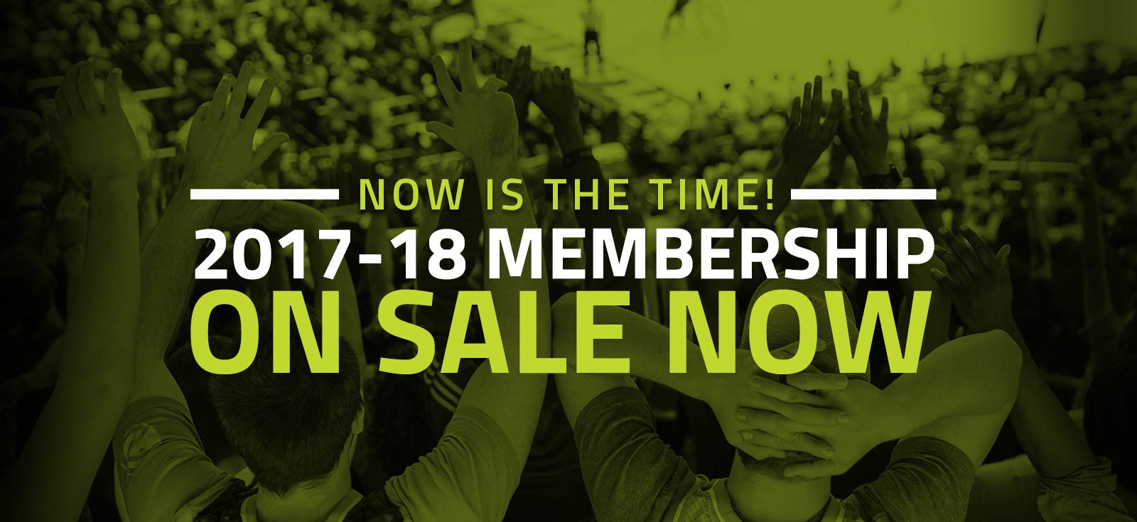 Membership On Sale. Join The Club