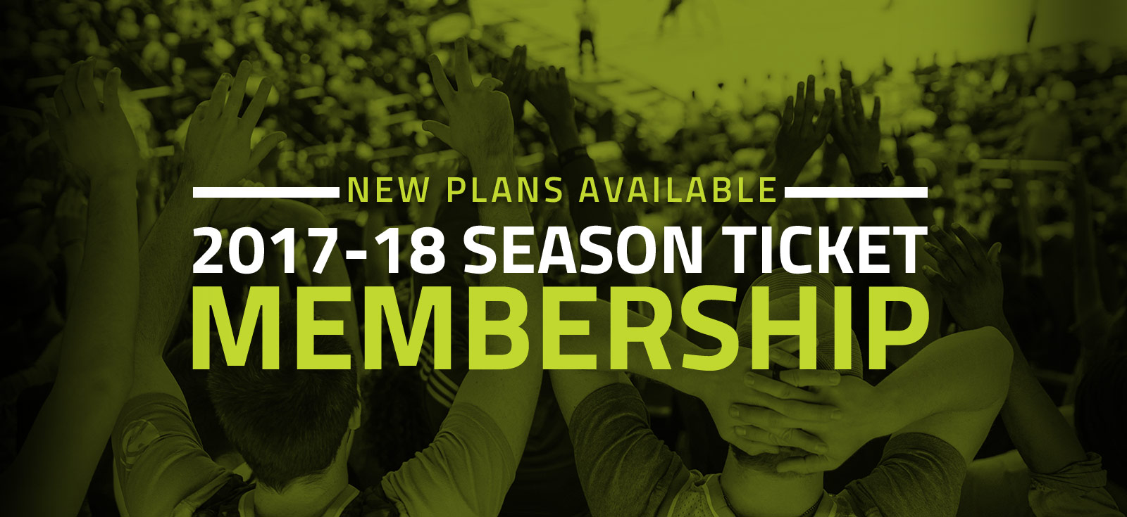 Get your membership plan now!
