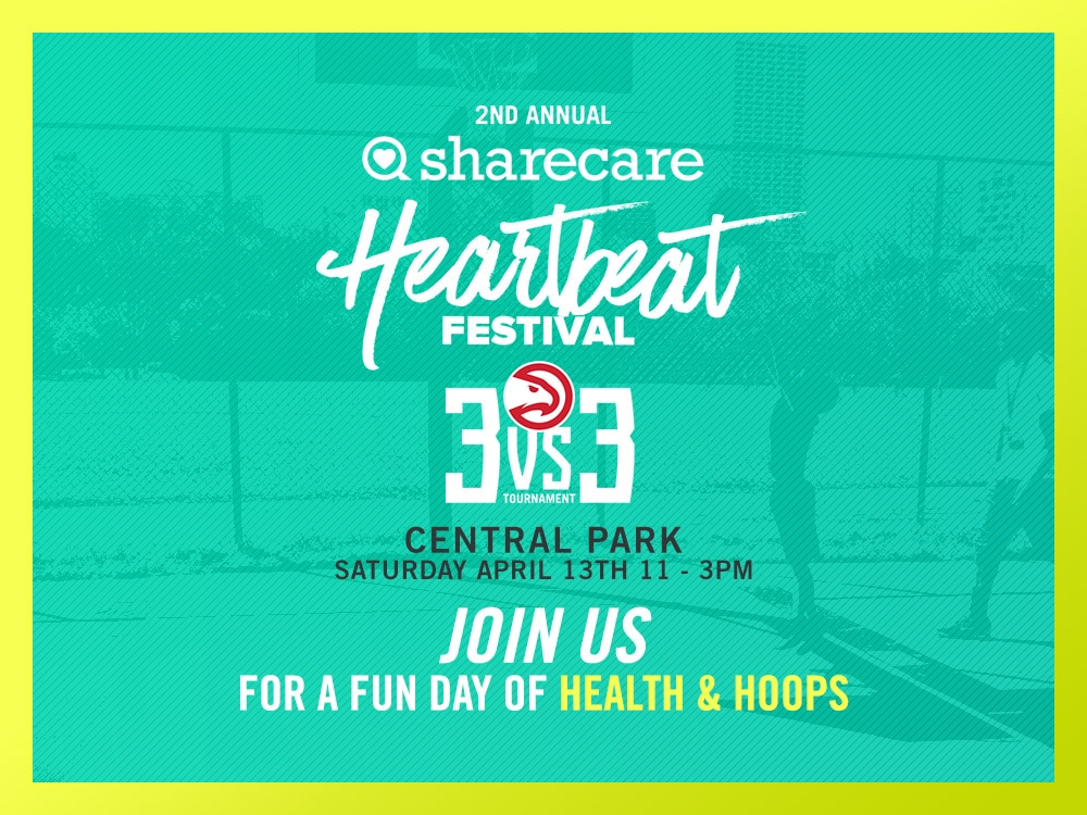 2nd Annual Sharecare Heartbeat Festival