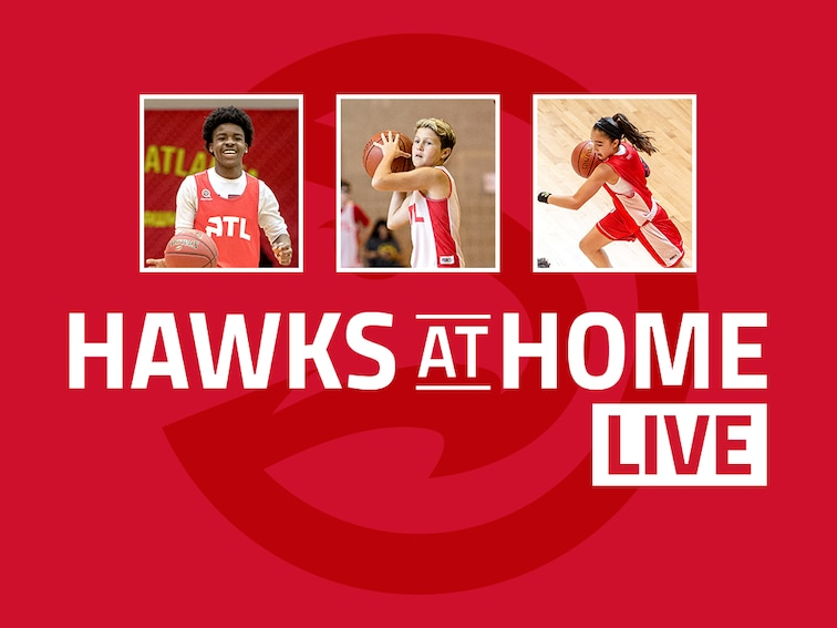 Hawks At Home
