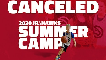 2020 Jr. Hawks Summer Basketball Camps Canceled Due to COVID-19