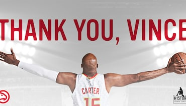 Vince Carter Announces Retirement