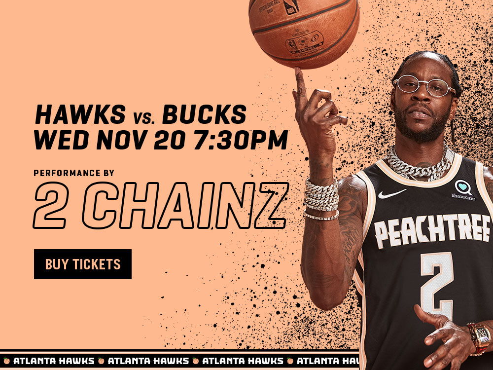 2 Chainz Performance on Wed Nov 20
