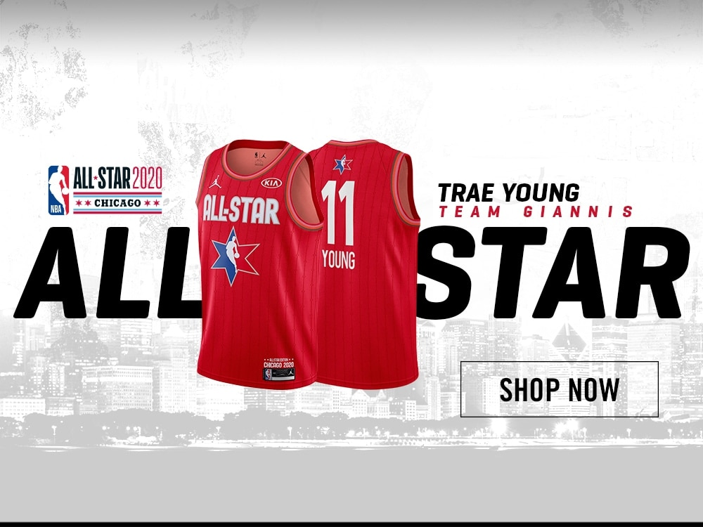Get Your 2020 Trae Young All-Star Jersey