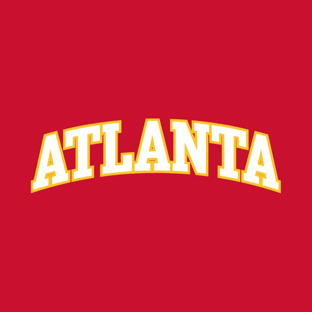 Atlanta Hawks Wordmark