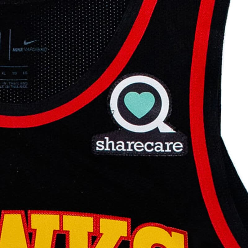 Alanta Hawks | Sharecare Patch