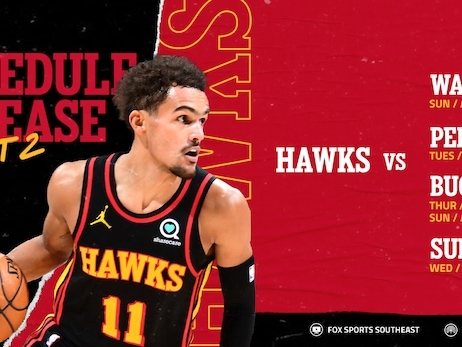 Atlanta Hawks Visit Toronto Raptors To Begin Season's Second Half On Thursday, Mar. 11