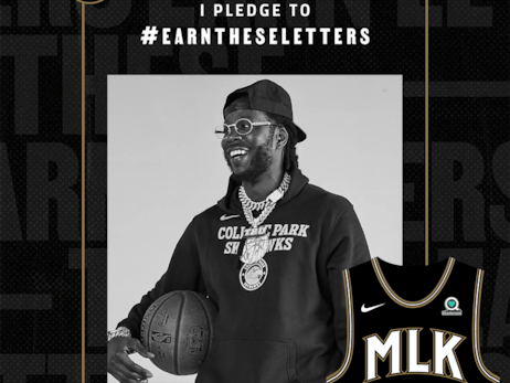 Celebrities Pledge To #EarnTheseLetters