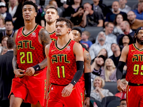 Hawks Flying In Right Direction With Trae Young & John Collins