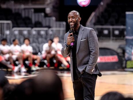 More Than 350 Coaches Attend Atlanta Hawks Coaches Clinic