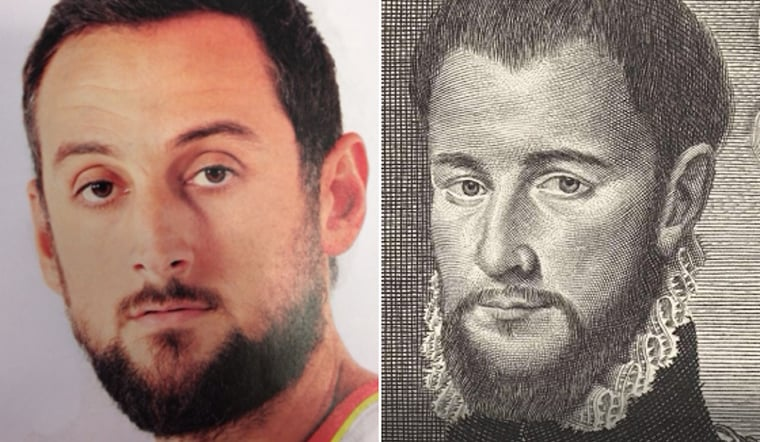 LOOK: Hawks Players Matched With Google Arts  Culture App