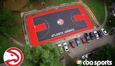 Take A Look At The Sweet New Court At Welcome All Park
