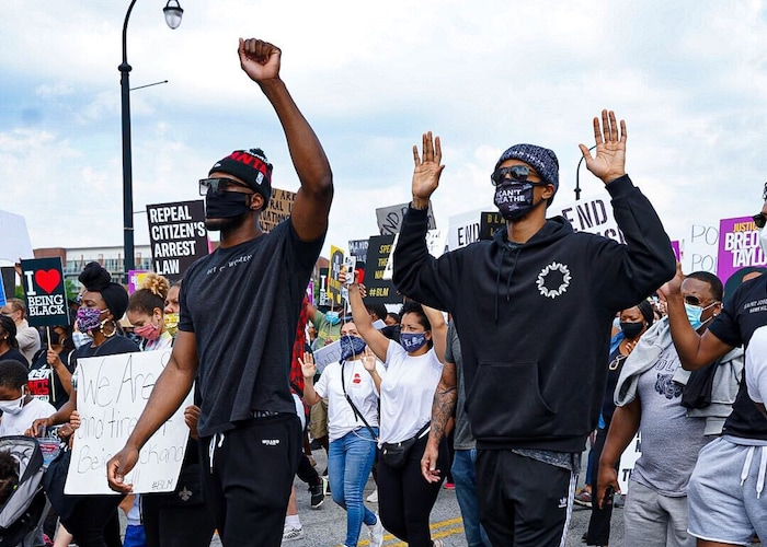 Hawks Players Open Up About Protests, Current State of the Country | Atlanta Hawks