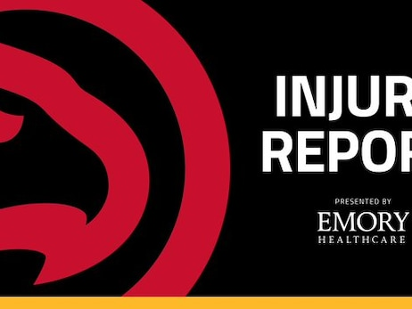 Atlanta Hawks Injury Update
