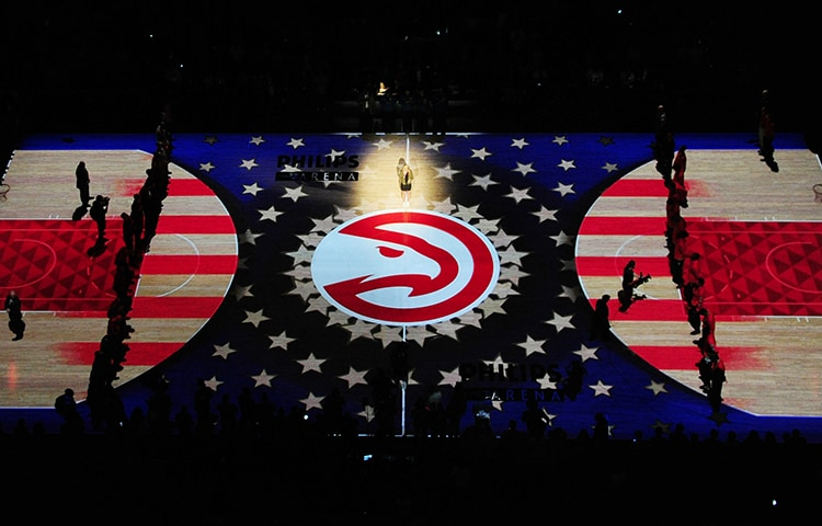 Hawks Offering Military Ticket Discounts For October, November Games