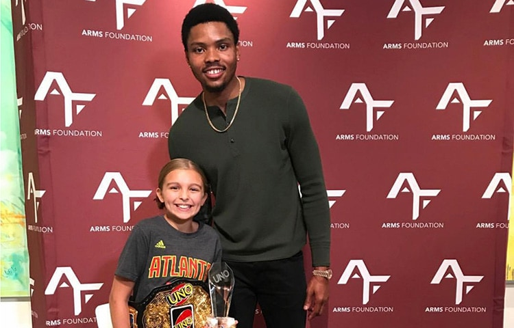10-Year-Old Wins Bazemore's UNO Tournament  Twitter Loves It