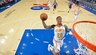 Hawks Not Enough in the Fourth, Fall to 76ers