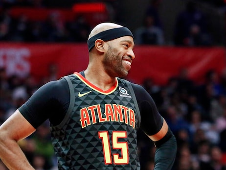 ATLANTA HAWKS STATEMENT ON RETIREMENT OF VINCE CARTER