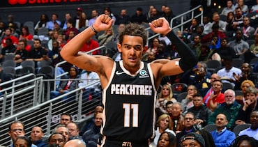 Trae Young Still Leads Eastern Conference Guards in Third Fan Returns of NBA All-Star Voting