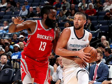 PHOTOS: The Best of Chandler Parsons