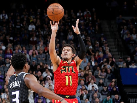 Hawks Run Out Of Gas, Fall To Kings In Sacramento
