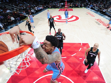 PHOTOS: NBA Dunk Week