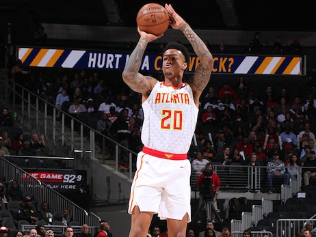 Hawks Beat Jazz In Final Seconds At Home