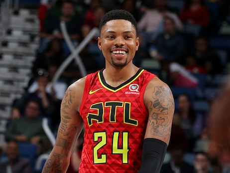 Five Things to Know About Kent Bazemore's 2018-19 Season