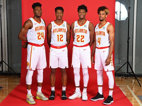 Atlanta Hawks Announce 2019 Training Camp Roster