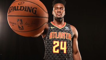2019 NBA Rookie Photo Shoot: Bruno Fernando